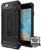 Kryt na mobil Spigen Rugged Armor Apple iPhone 6/6s černý