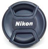 Krytka objektivu Nikon LC-52 52MM NASAZOVACÍ PŘEDNÍ VÍČKO OBJEKTIVU černé