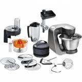 Kuchyňský robot Bosch MUM57860 černý/stříbrný   DOPRAVA ZDARMA
