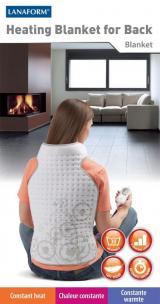 Lanaform Heating Blanket for Back - zánovní