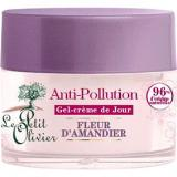 LE PETIT OLIVIER Anti-Pollution Day Gel Almond Blossom 50 ml