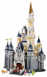 LEGO Creator 71040 Zámek Disney - rozbaleno