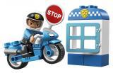 Lego Duplo Policejní motorka