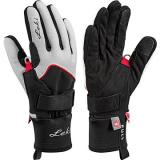 Leki rukavice Glove Nordic Thermo Shark Lady white-black-red vel. 6