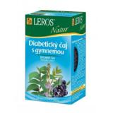 Leros NATUR Pro diabetiky s gymnemou nálevové sáčky 20x1 g