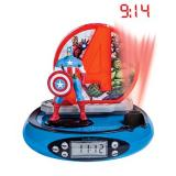 Lexibook Avengers Hodiny s projektorem