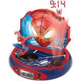 Lexibook Spider-Man Hodiny s projektorem a zvuky