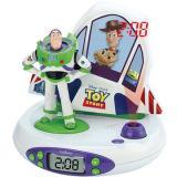 Lexibook Toy Story Hodiny s projektorem a zvuky