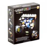 LIGHT STAX svítící stavebnice PUZZLE SET  - DUPLO® - kompatibilní