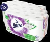 Linteo Toaletní Papír 3 Vrstvý 3 X 16 Rolí, 20 M
