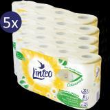 Linteo Toaletní Papír Heřmánek 5 X 8 Rolí