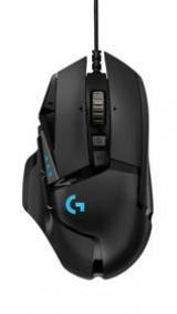 Logitech Gaming G502 Hero High Performance  černá