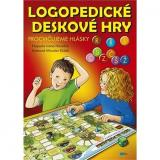 Logopedické deskové hry: Procvičujeme hlásky L, CSZ, ČŠŽ, R a Ř
