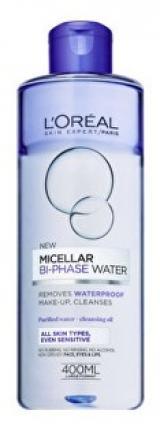 Loréal Paris Dvoufázová micelární voda 400ml,Loréal Paris Dvoufázová micelární voda 400ml