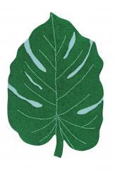 Lorena Canals koberce Ručně tkaný kusový koberec Monstera Leaf - 120x180 cm Zelená