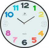 Lowell Designové nástěnné hodiny 14872 - rozbaleno