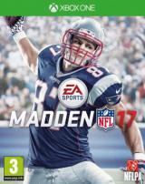 Madden NFL 17 Xbox One CZ/SK/HU/RO, 1026697
