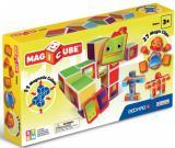 Magnetické kostky GEOMAG Magicube Roboti