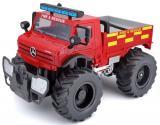 Maisto RC Mercedes-Benz Unimog U5000 hasiči