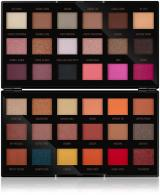 Makeup Revolution Paletka očních stínů by Petra  36 x 0,8 g