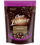 Mandle v hořké čokoládě 175g,Mandle v hořké čokoládě 175g