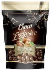 Mandle v mléčné čokoládě DOYPACK 700g,Mandle v mléčné čokoládě DOYPACK 700g