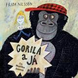 Martha Issová – Gorila a já  – CD-MP3