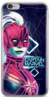 Marvel Captain Marvel 013 Kryt Pro Iphone 6/7/8 Dark Blue mpccapmv5746
