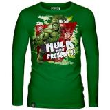 Marvel X-mas Hulk - mikina