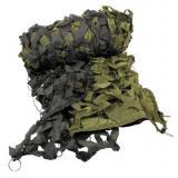 Maskovací síť MFH 3x6 m s pouzdrem - olivová