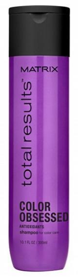Matrix Šampon pro barvené vlasy Total Results Color Obsessed  300 ml