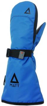Matt chlapecké rukavice DOO LONG_AZ 116/122 modrá