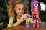Mattel Cave Club Panenka s Dino zvířátkem Roaralai