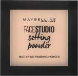 Maybelline Pudr pro matný vzhled pleti Face Studio  9 g 06 Classic