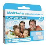 MedPlaster Náplast AQUA stop elastic 19x72mm 20ks,MedPlaster Náplast AQUA stop elastic 19x72mm 20ks