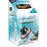 MEGUIARS Air Re-Fresher Odor Eliminator - New Car Scent