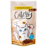 Míchané balení Catessy křupavé taštičky 3 x 65 g - se 3 různými druhy
