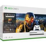 Microsoft Xbox One S 1 TB   Anthem: Legion of Dawn Edition