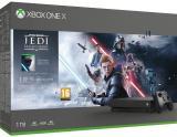 Microsoft Xbox One X 1TB   StarWars Jedi: Fallen Order - rozbaleno