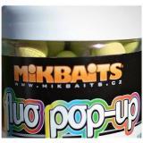 Mikbaits - Plovoucí fluo Pop-Up Zrající banán 14mm 250ml