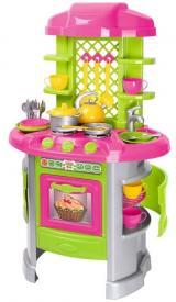 Mikro hračky Kuchyňka s doplňky 33 ks - rozbaleno