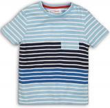 Minoti chlapecké tričko 110/116 modrá