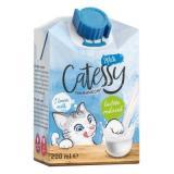Mléko pro kočky Catessy - 24 dílné balení