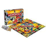 Monopoly DC Comics Retro, ENG