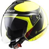 Moto helma LS2 OF573 Twister Plane XL