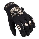 Moto rukavice W-TEC Black Heart Rioter černá - 3XL