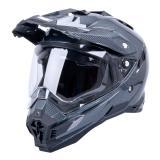 Motokrosová přilba W-TEC AP-885 Carbon Look XXL
