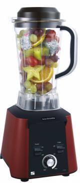 Multifunkční mixér Blender G21 Perfect smoothie Vitality - červený