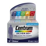 Multivitamin Centrum Silver 50  pro muže 30tbl