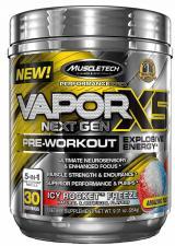 MuscleTech Vapor X5 Next Gen fruit punch blast 232g,MuscleTech Vapor X5 Next Gen fruit punch blast 232g